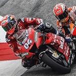 MotoGP: Andrea Dovizioso Ingin Gantikan Peran Marc Marquez?