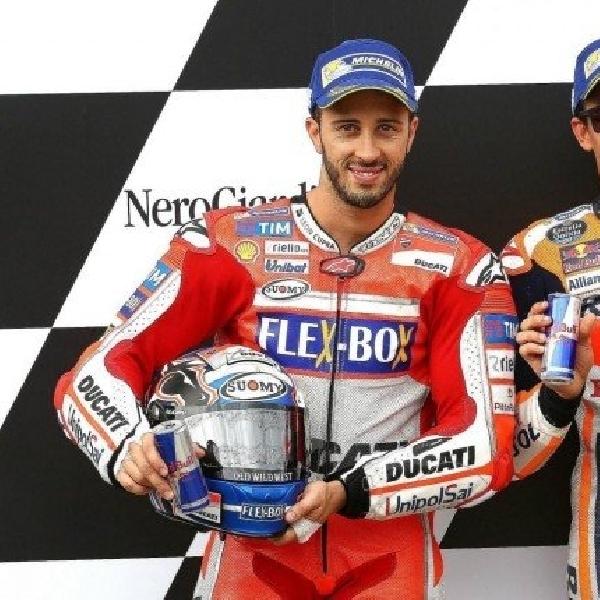 Dovizioso Berharap Ducati Pertimbangkan Rekrut Marquez