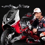 Andrea Dovizioso Membantu Menciptakan Motor Matic Italjet Dragster