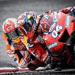 MotoGP: Andrea Dovizioso Pesimis dapat Menutupi Celah antara dia dan Marc Marquez