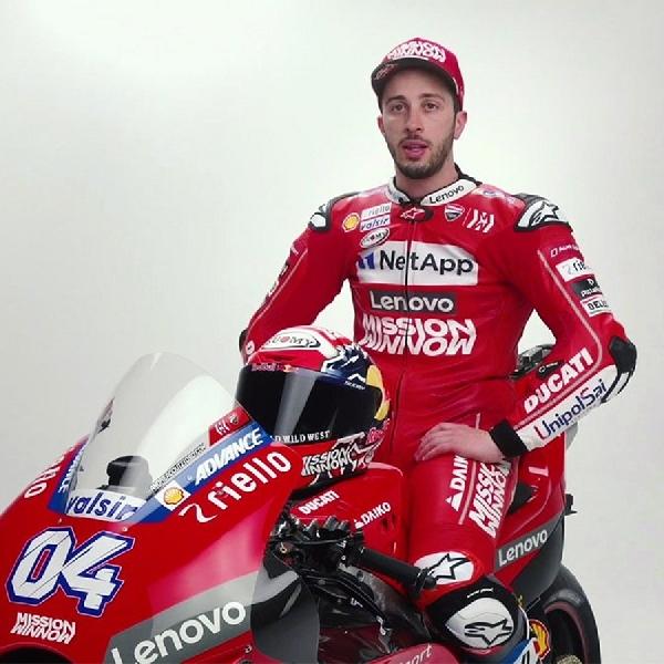 Andrea Dovizioso: Performa Marquez Menjadi Penyebab 'Krisis'