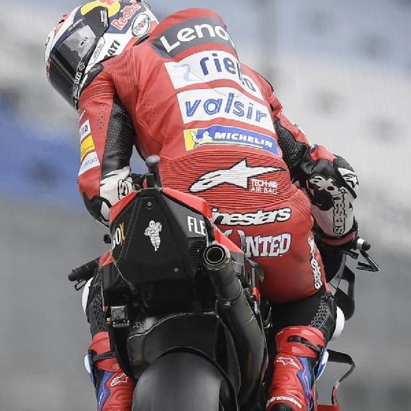 MotoGP: Andrea Dovizioso Tak Punya Ambisi di MotoGP Tahun Ini