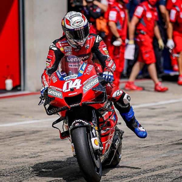 MotoGP: Petronas SRT Bantah Rekrut Andrea Dovizioso Untuk Musim Depan