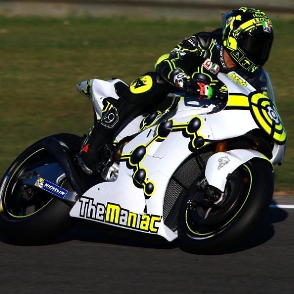 MotoGP: Iannone, Saya Puas dengan Motor Suzuki