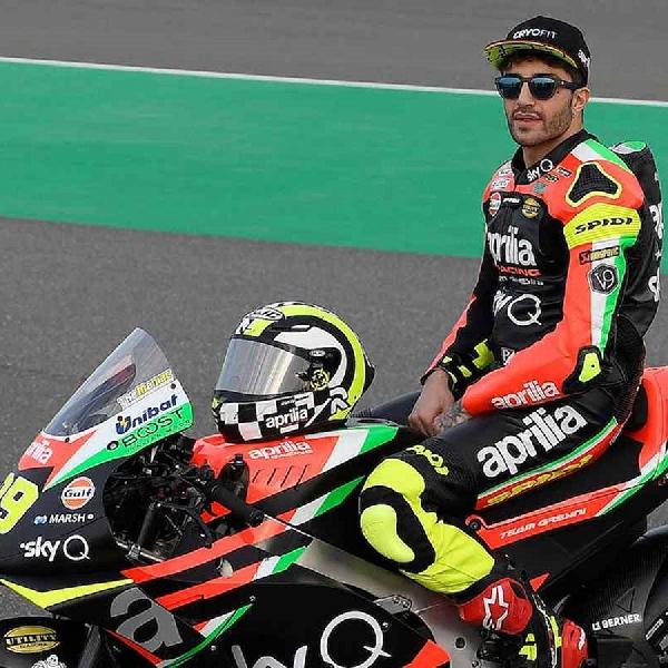 MotoGP: Andrea Iannone Yakin Bakal Lolos dari Sanksi Tes Doping