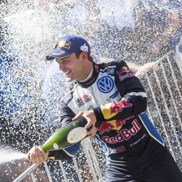 WRC: Andreas Mikkelsen Kembali ke Tim Citroen