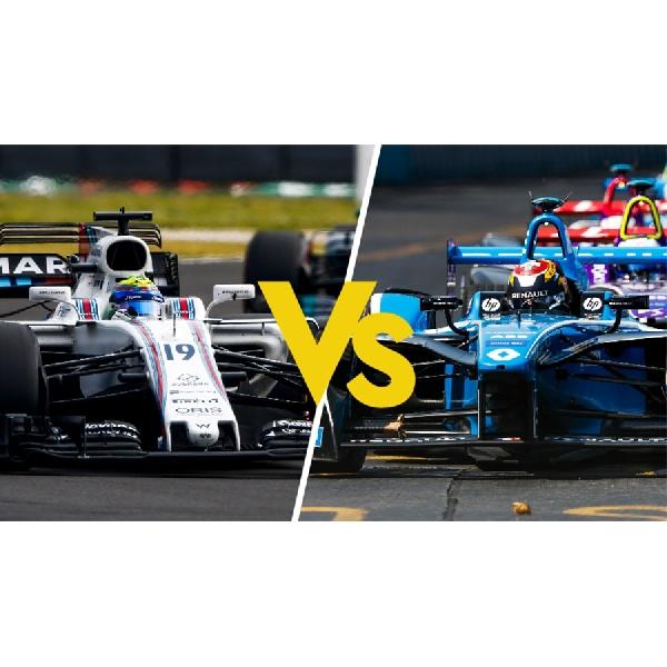Menengok Masa Depan F1 dengan Mobil Balap Elektrik