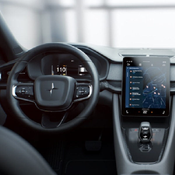Android Automotive OS Ubah Volvo Polestar 2 jadi Smart Car