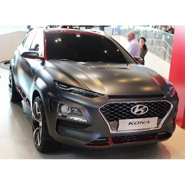 Hyundai Kona, Sang Pendatang Baru Compact SUV