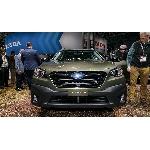 Subaru Outback 2020 Unjuk Rupa di New York Auto Show 2019