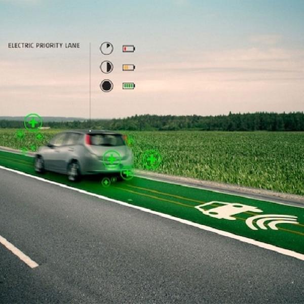 Swedia Bakal Punya Jalan Raya Yang Bisa Ngecas Mobil Listrik