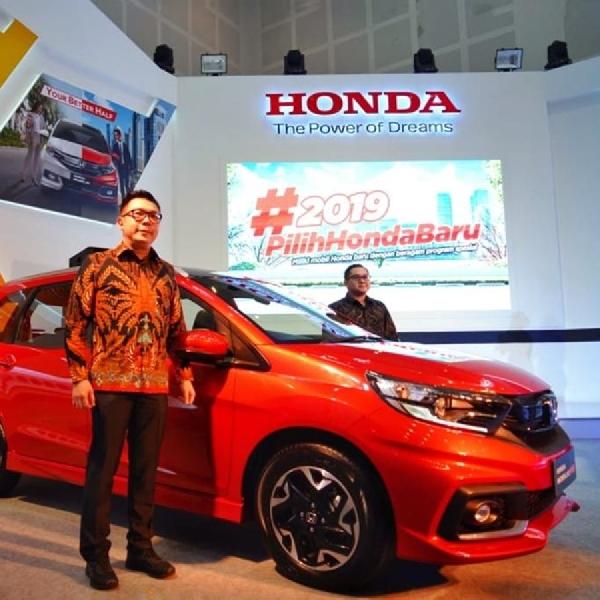 Honda Berikan Program Menarik di GIIAS Surabaya 2019