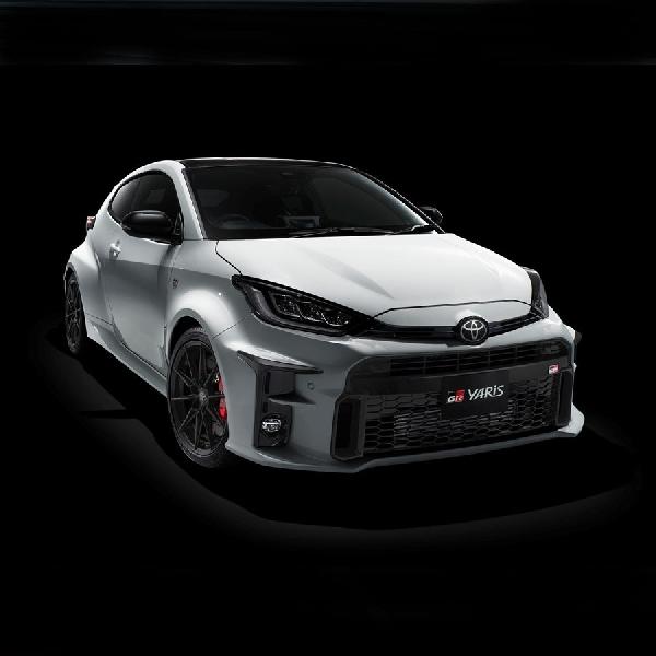 Aplikasikan Kit Baru, Toyota GR Yaris Ini Semburkan Tenaga 300 Hp
