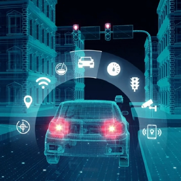 "RTI Resmi Bergabung Dukung Mobil Otonom Baidu, ""Apollo"""
