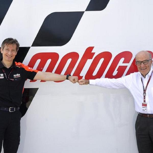 MotoGP: Aprilia Dapatkan Status Tim Pabrikan Untuk MotoGP 2022