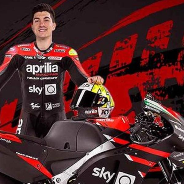 MotoGP: Aprilia Ingin Maverick Vinales Jalani Debut Musim Ini