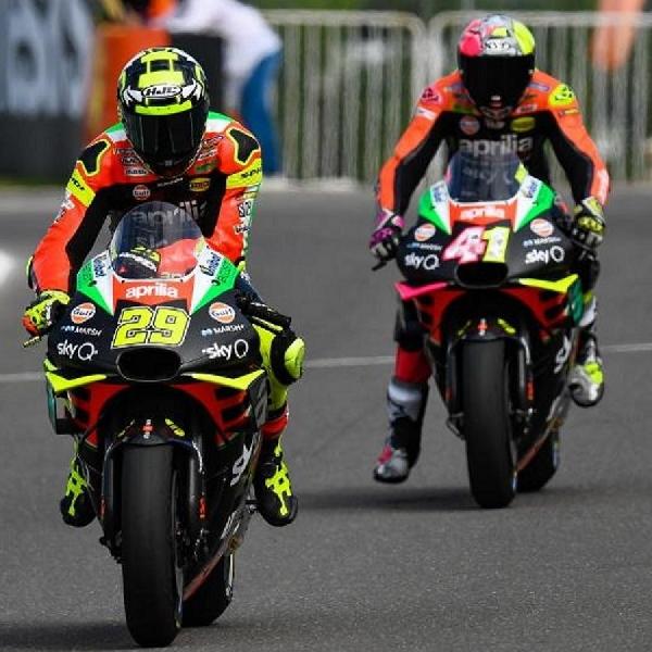 MotoGP: Aprilia Ingin Pertahankan Duo Espargaro dan Iannone
