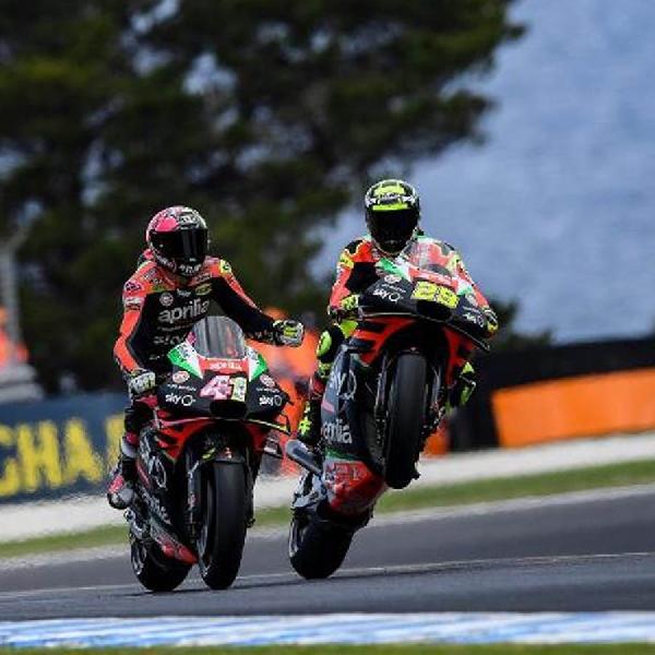 MotoGP: Aprilia Perlu Melakukan 'Langkah Pamungkas' di MotoGP?