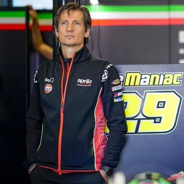 MotoGP: Belum Ada Keputusan Kasus Andrea Iannone, Aprilia Merasa Dirugikan