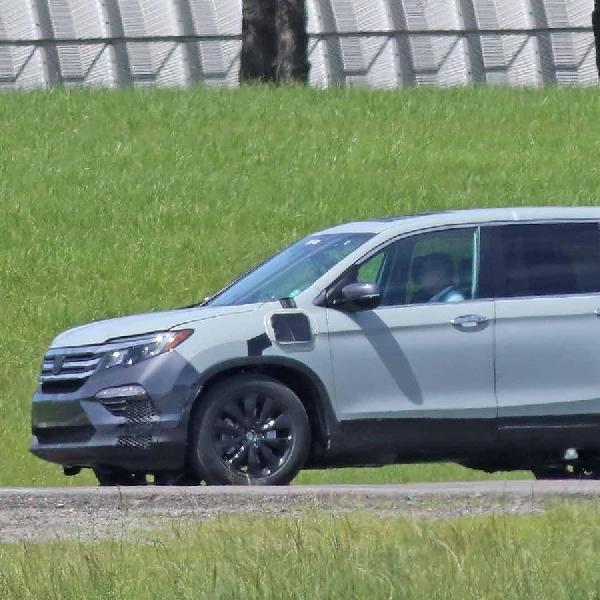 Honda Akhirnya Bikin SUV Pilot Hybrid