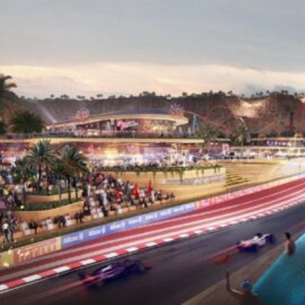 F1: Arab Saudi Bakal Ambil Hak Komersial Formula 1?