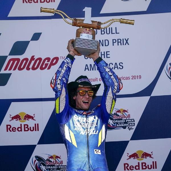 Alex Rins: Suzuki Harus Mengatasi Kelemahan di Le Mans