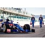 Alexander Albon: Mudah Untuk Tinggalkan FE Demi F1