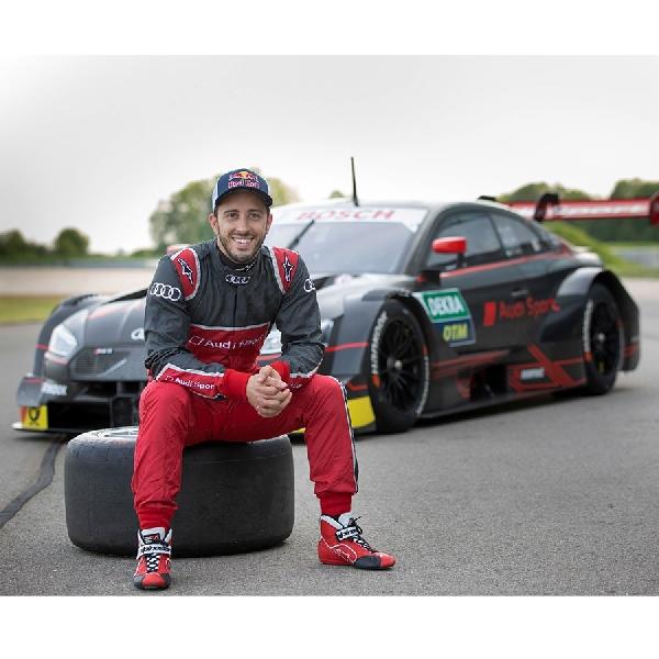 Bekerja Sama Dengan Audi, Dovizioso Akan Jalani Balapan di DTM
