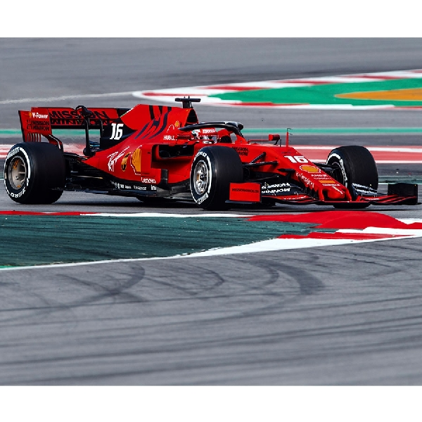 Ferrari Bakal Memperbaiki Kelemahan