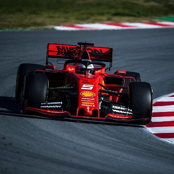 Ferrari Copot 'Branding' Mission Winnow Untuk Balapan di Kanada dan Prancis