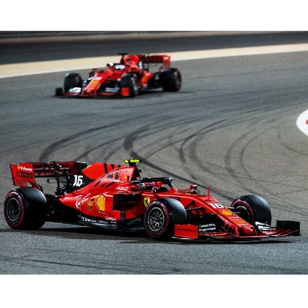Ferrari Kecewa Setelah GP Bahrain