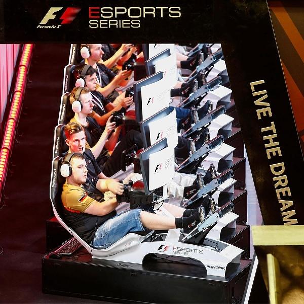 Ferrari Serius Pertimbangkan Program E-sport Formula 1