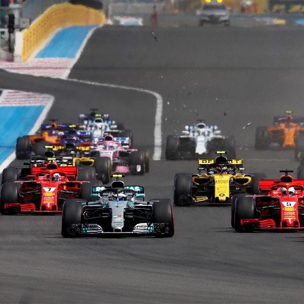 Formula 1 Ingin Kembalikan Balapan di Benua Afrika