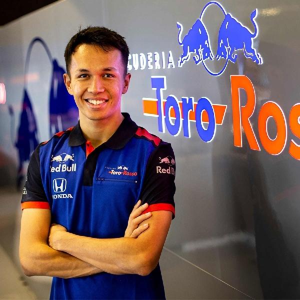 Franz Tost Kecilkan Peluang Alex Albon ke Red Bull Pada 2020