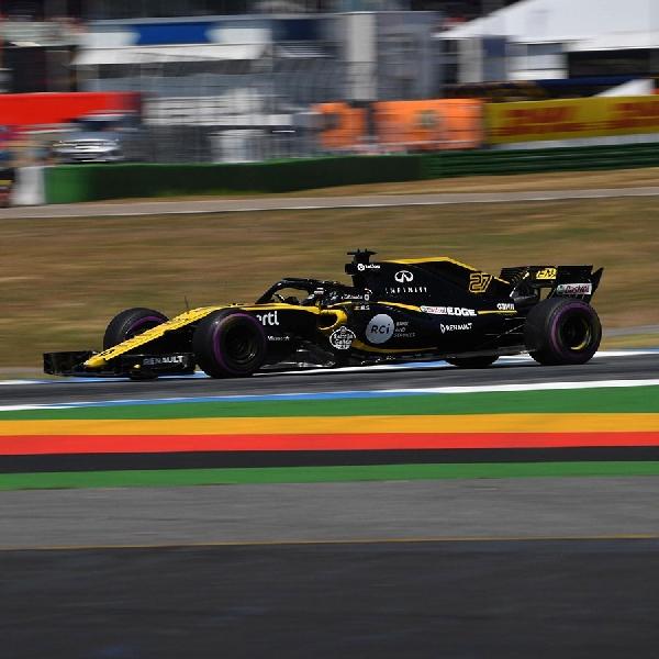 Hulkenberg Gagal Finish, Renault Curigai Masalah MGU-K