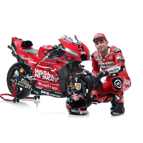 Jika Tidak Dipertahankan Ducati, Danilo Petrucci Hengkang Dari MotoGP?
