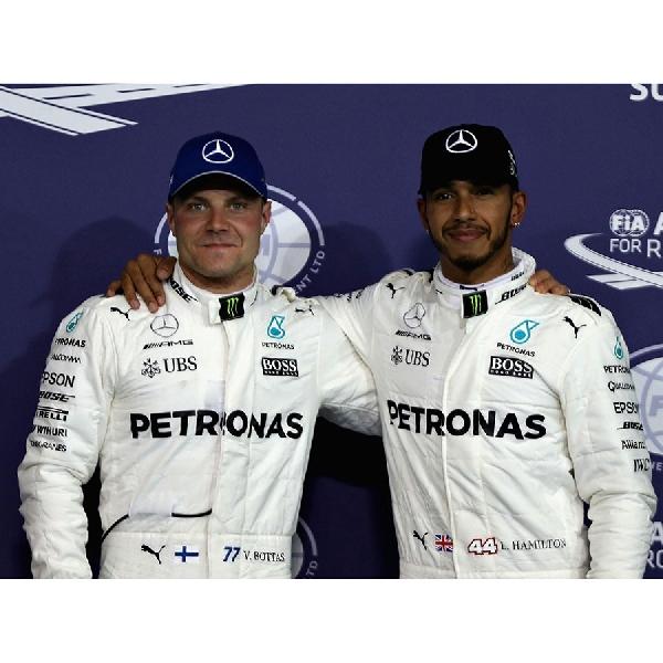 Lewis Hamilton Terlalu Lunak Kepada Bottas