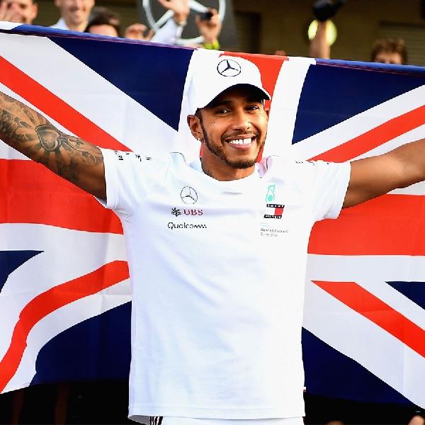 Lewis Hamilton Mengaku Kinerja Sepanjang 2019 Masih 'Standar'