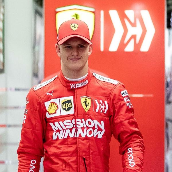 Mick Schumacher akan Kemudikan F2004 di Jerman