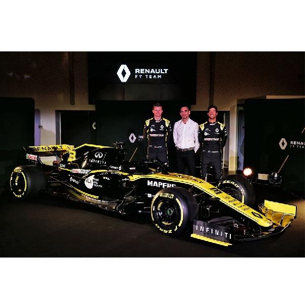 Hulkenberg: Renault Masih Bermasalah