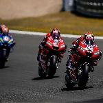 Petrucci Akui 'Takut' Kalahkan Dovizioso di Le Mans