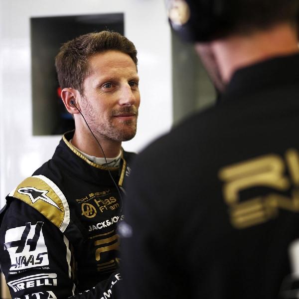 Romain Grosjean Meyakini Akan Ada 'Mobil-B' di GP Spanyol