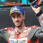 Dovizioso Tidak Bisa Berharap Marquez Tergelincir