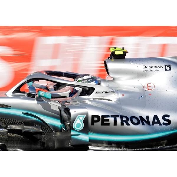 Tidak ada 'Team Order' Antara Hamilton dan Bottas di Baku