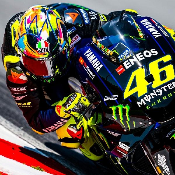 Valentino Rossi Mengakui Kekurangan Akselerasi di Lintasan Lurus