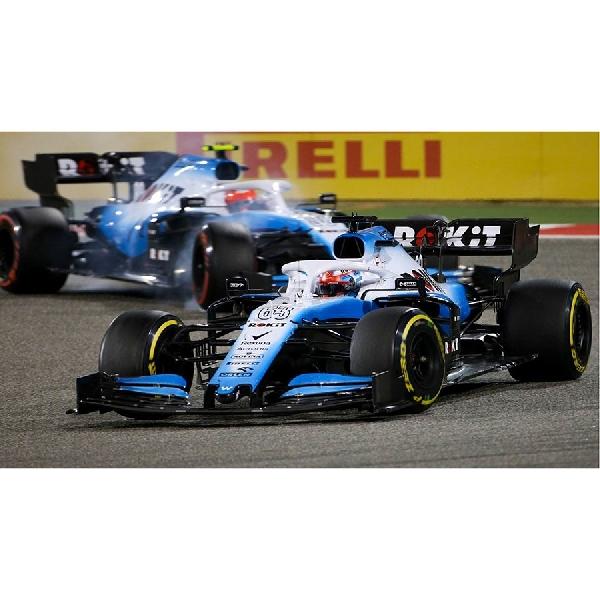 Williams Adakan Kerja Sama Dengan Financial Times