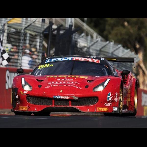 Ferrari Menangkan Lomba Ketahanan Bathurst 12 Hour2017 di Mount Panorama