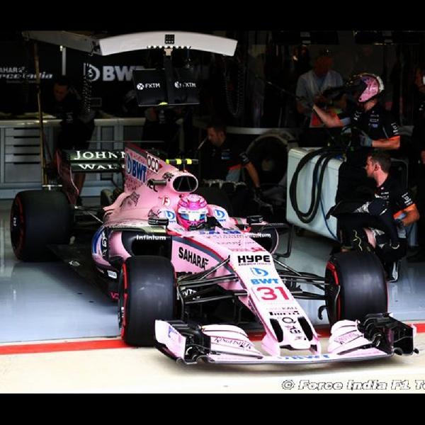F1: Force India Fokuskan Mobilnya untuk Musim 2018