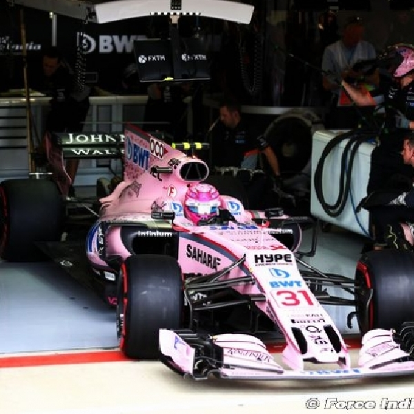 F1: Force India Berambisi Ekspansi Markas