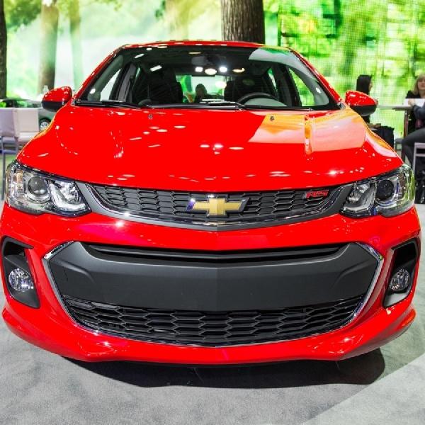 Chevrolet Hadirkan Sonic 2019 Facelift